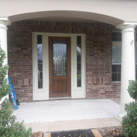 new front door houston tx