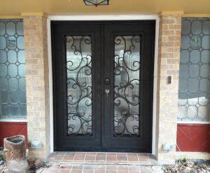 Fiberglass Front Doors The Woodlands TX