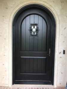 Rustic Entry Doors Houston