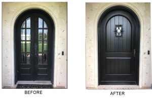 custom front door houston tx
