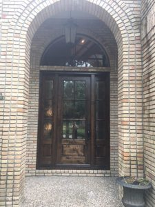 Entry Doors With Sidelites Houston
