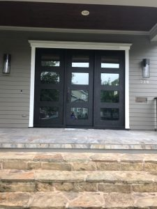 Steel Residential Door