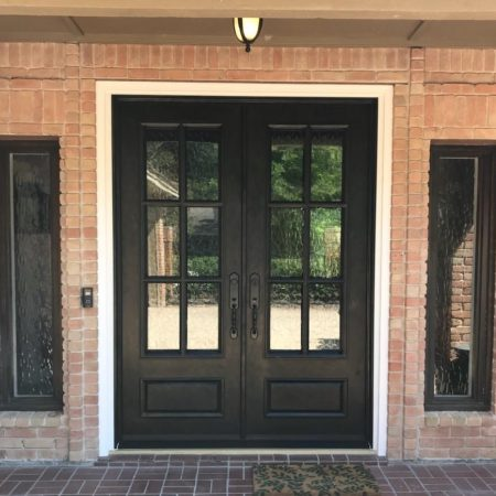 front doors houston tx