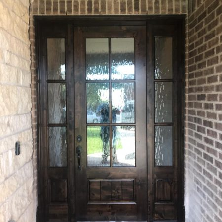 custom doors houston tx