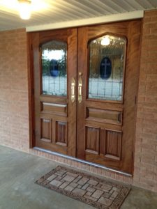 Custom Entry Door Houston