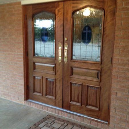 Custom Entry Door Houston