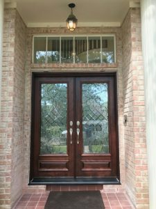 Wood Entry Doors The Woodlands TX