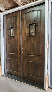 Entry doors The Woodlands TX