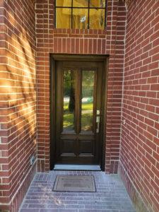 Steel Security Plate for Wooden Doors