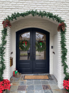Install A New Entry Door in time for ChristmasSeason