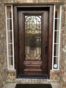 Fiberglass Front Doors