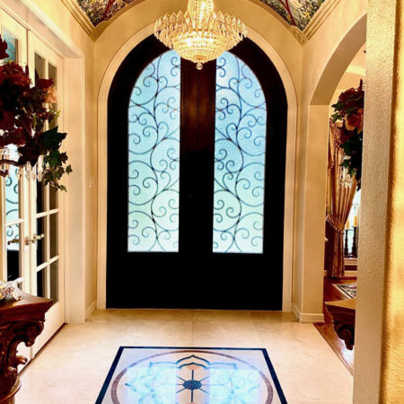 Iron Doors Will Boost Your Home's Appeal
