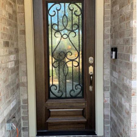 Custom Wood Doors Houston TX
