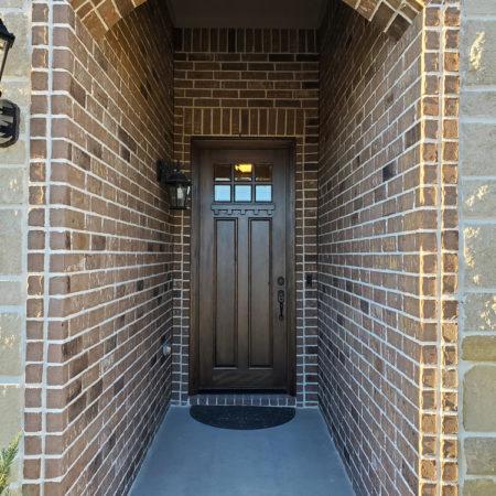 Wood Exterior Doors Houston TX