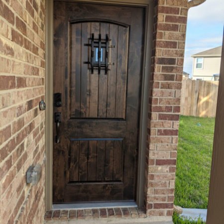 Why investing in a new front door increases your home's value