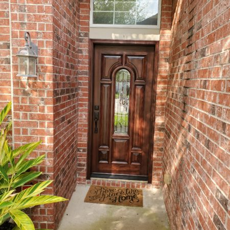 Houston Entry Door